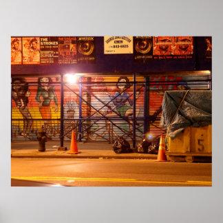 Pintada del East Village Impresiones