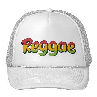 Pintada del reggae de Cori Reith Rasta Gorro