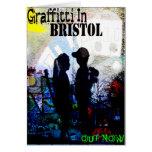 Pintada en Bristol Felicitación