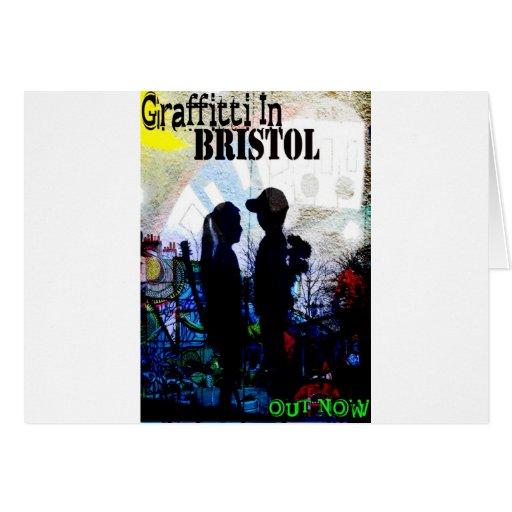 Pintada en Bristol Tarjeta De Felicitación