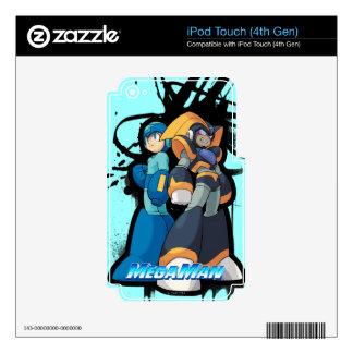 Pintada iPod Touch 4G Skin