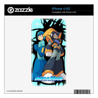 Pintada iPhone 4S Calcomanías