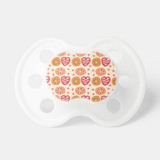 Pintada linda pattern.jpg del postre de 507 chupetes de bebe