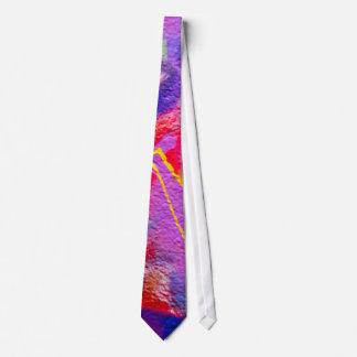Pintada loca corbatas personalizadas