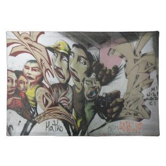 Pintada: Mostar (Herzégovine) - Manteles Individuales
