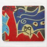 Pintada Mousemat Alfombrillas De Raton