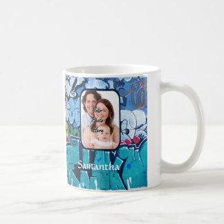 Pintada personalizada taza clásica