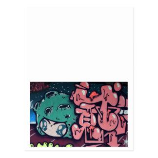 Pintada taiwanesa, Taipei, Taiwán Postales