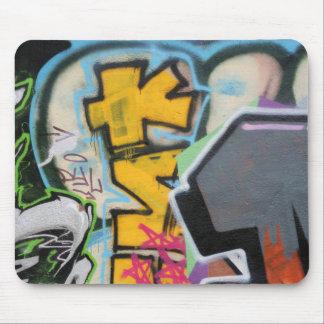 Pintadas urbanas alfombrilla de ratón