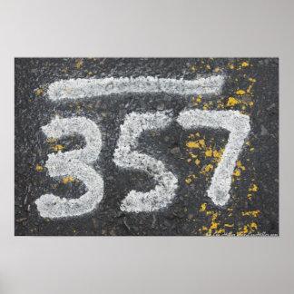 Pintado en el camino: Poster 357