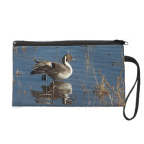 Pintail Duck Bird Wildlife Animal Pond Bag