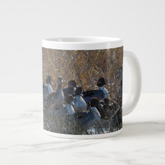 Pintail Duck Birds Wildlife Animals Jumbo Mug