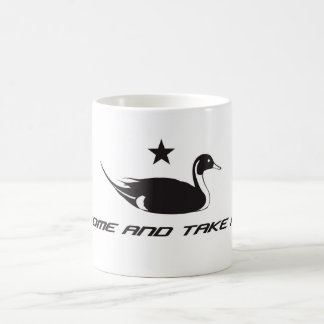 "Pintail Duck ""Come and Take It"" Coffee Mug"