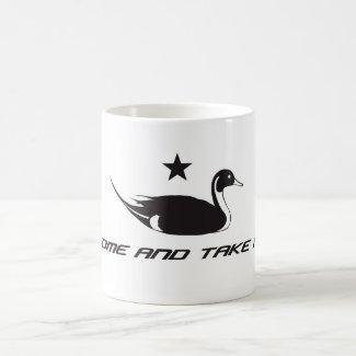 "Pintail Duck ""Come and Take It"" Mug"