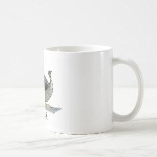 Pintail duck, tony fernandes coffee mug