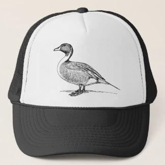 Pintail Duck Trucker Hat