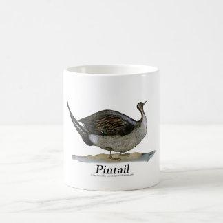 pintail, tony fernandes coffee mug