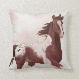 Pintaloosa Horse pillow