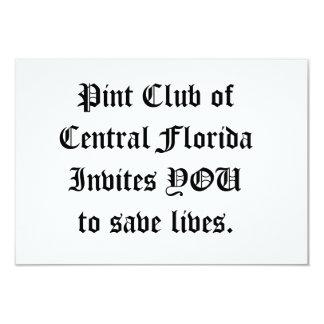 PintClub Invitation