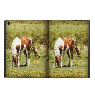 Pinte el caso de IPad del caballo