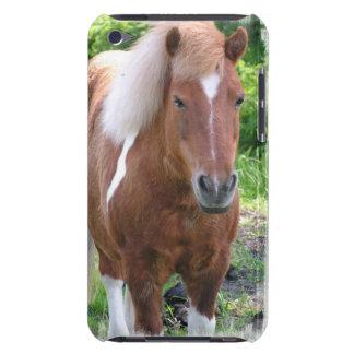 Pinte el caso de iTouch del caballo de proyecto iPod Touch Case-Mate Protectores