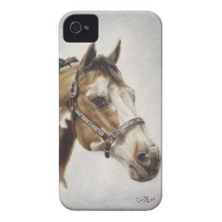 Pinte el caso del caballo iPhone4/4S Funda Para iPhone 4