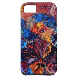 Pinte el caso del iPhone 5s de la paleta iPhone 5 Carcasa