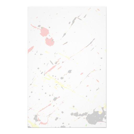 Pinte el fondo de la salpicadura (1) papeleria de diseño