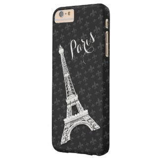 Pinte el iPhone 6 de París más Funda De iPhone 6 Plus Barely There