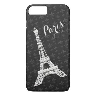 Pinte el iPhone 7 de París más Funda iPhone 7 Plus