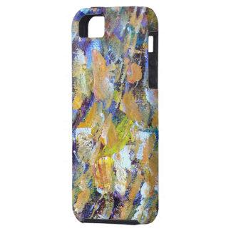 Pinte el paño funda para iPhone SE/5/5s