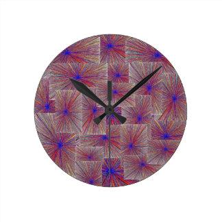 Pinte el reloj de la bola (diseño original) cerca: