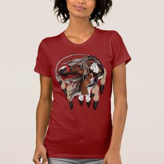 Pinte la camisa de Dreamcatcher del caballo