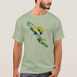Pinte la camisa del Trombone de Splat