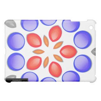 Pinte la cubierta del iPad de Kaleidscope del desc