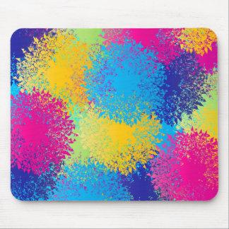 Pinte la salpicadura mousepad