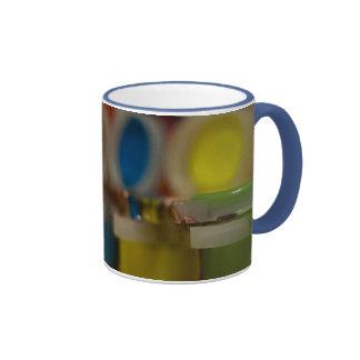 pinte la taza