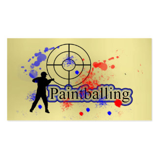 Pinte las tarjetas de visita de Balling
