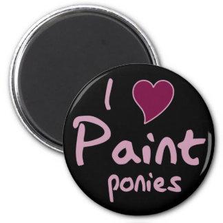 Pinte los potros