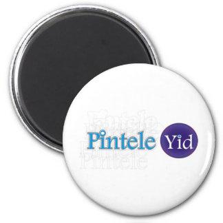 Pintele Yid Imán Redondo 5 Cm