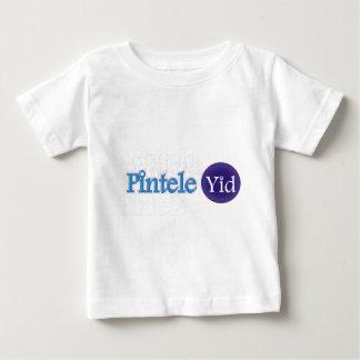 Pintele Yid Playera De Bebé