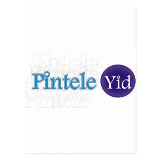 Pintele Yid Tarjetas Postales