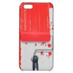 Píntelo caja roja del iPhone 5