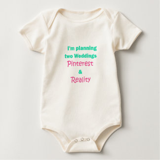 Pinterest Addiction Baby Bodysuit
