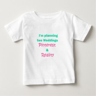 Pinterest Addiction Baby T-Shirt