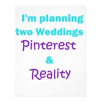 Pinterest addiction letterhead