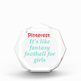 Pinterest Award