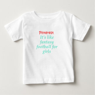 Pinterest Baby T-Shirt