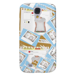 Pinterest Galaxy S4 Cover