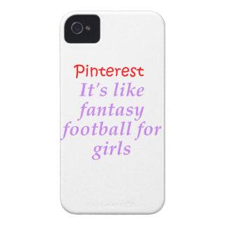 Pinterest iPhone 4 Case